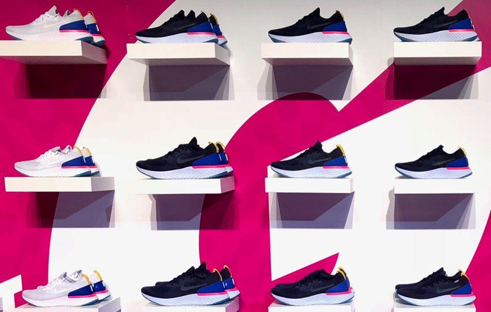 Nike Epic Reaccionar Flyknit La Revisar La Salud De La Flyknit Mujer da78c2