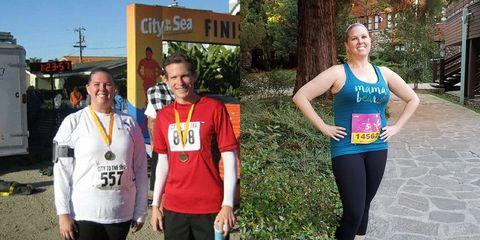 Meagan Wilson weight loss success