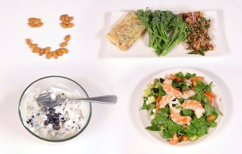 1200 calories a day Mediterranean diet meal plan