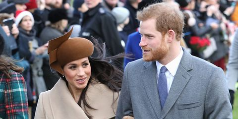 Meghan Markle and Prince Harry Christmas celebration