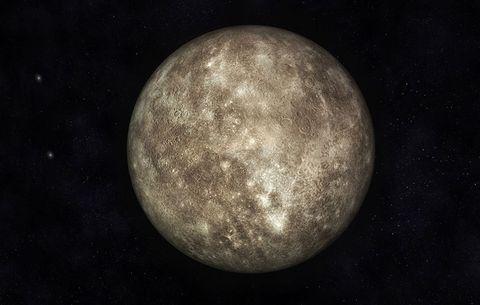 Apparently Mercury Is Going Into 'Retroshade' Tomorrow