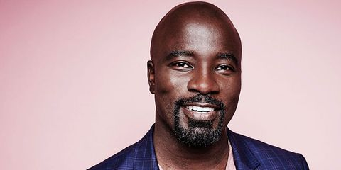 Mike Colter relationship advice