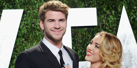 Miley Cyrus and Liam Hemsworth together after breakup
