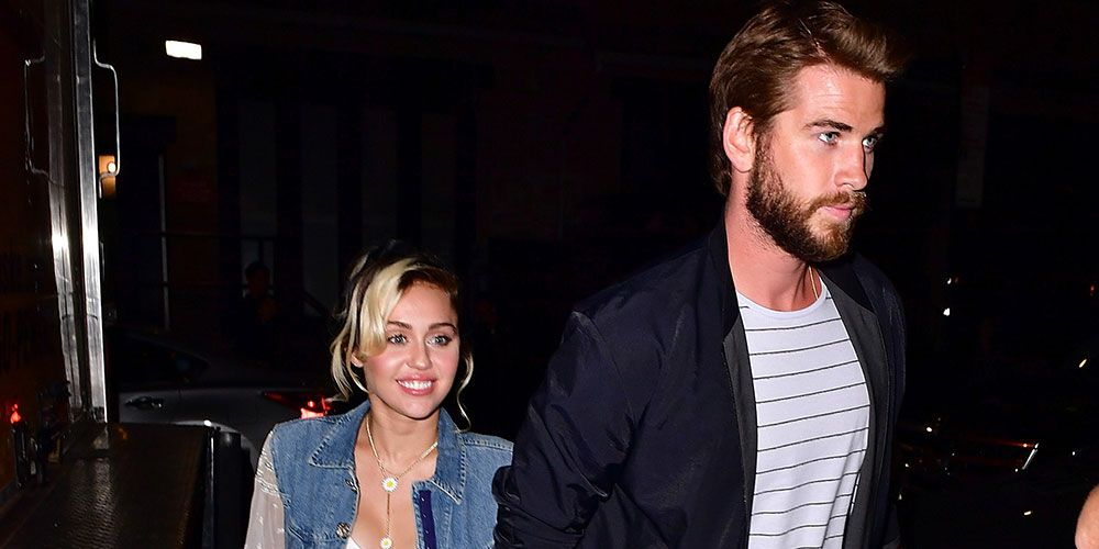 Miley Cyrus Liam Hemsworth relationship history