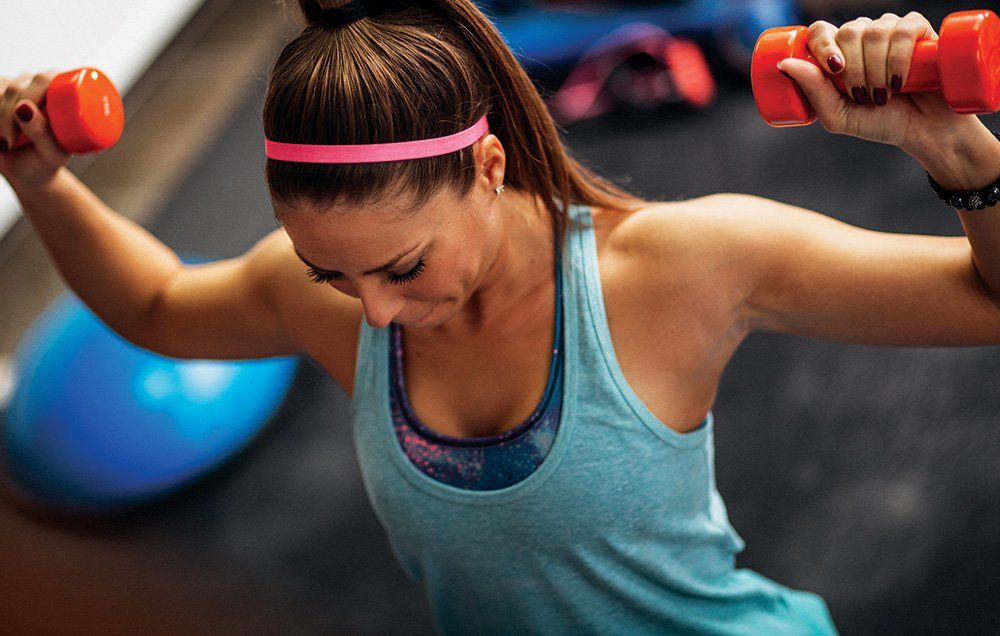 7 Reasons Your Arms Arent Changing No Matter How Much You Work Out