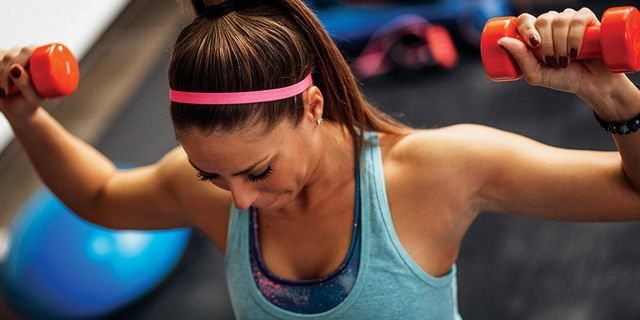 7 Reasons Your Arms Aren\'t Changing No Matter How Much You Work Out ...