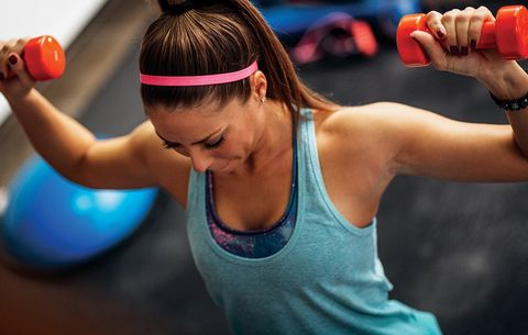 7 Reasons Your Arms Aren't Changing No Matter How Much You Work Out
