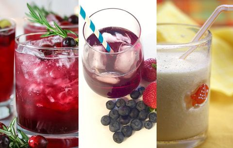 8 Delicious Mocktails That Will Make Cutting Out Alcohol Way Easier