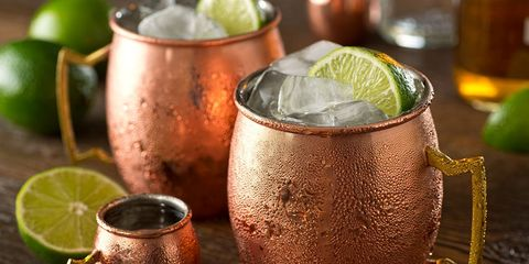 moscow mule food poisoning