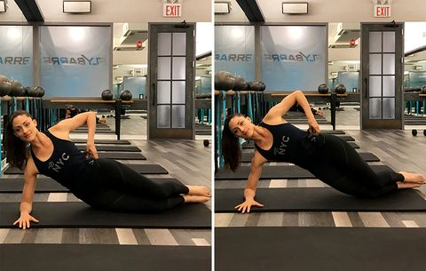 Barre Workout | Women's Health
