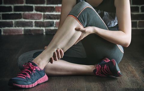5 Random Reasons Your Muscles Are Cramping | Women's Health