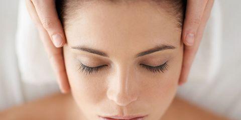 olay face massage