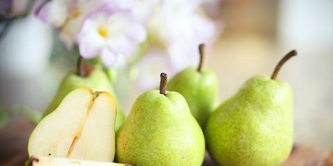Pear nutrition and how to use