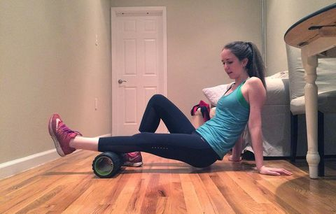 I Finally Got Around to It and Tried Foam Rolling for a Month. Here's What Happened