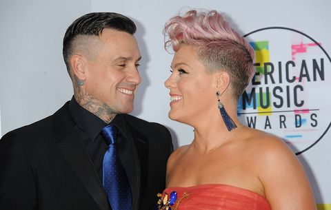 pink just opened up about her relationship with carey hart women s