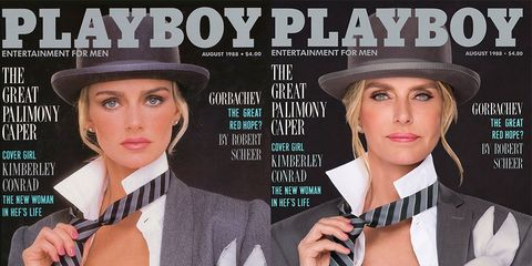 playboy covers kimberley conrad