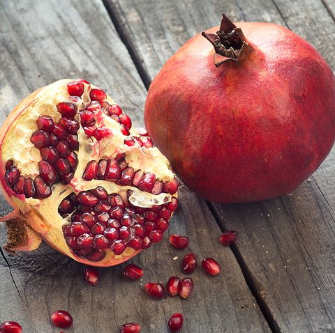 Pomegranate Nutrition Facts - Health