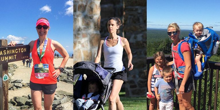 9 moms get real about how long it took them to start working out