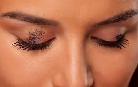 How To Prevent Mascara From Smudging Women S Health