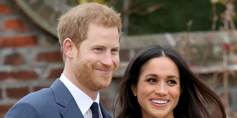 prince harry meghan markle engagement announcement