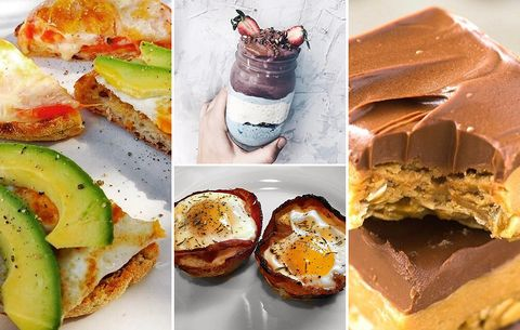 6 Protein-Packed Breakfasts You Can Enjoy On The Go