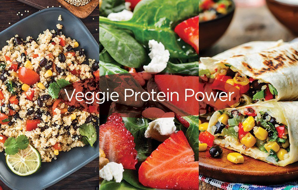 7 Vegetarian-Friendly Complete Proteins That Aren't Tofu
