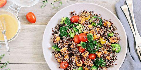 Dish, Food, Cuisine, Ingredient, Superfood, Salad, Vegetable, Produce, Vegetarian food, Wheatberry,