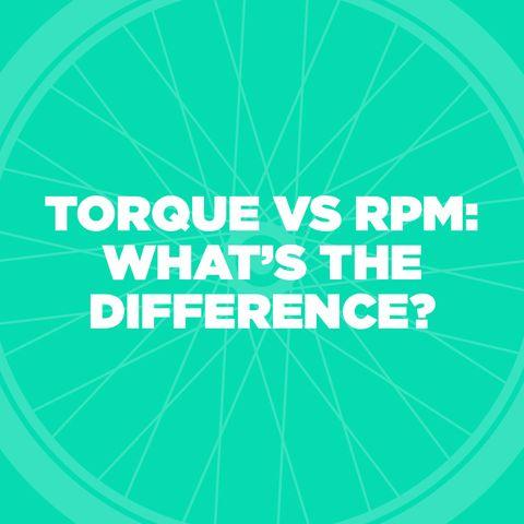 spin class rpm torque