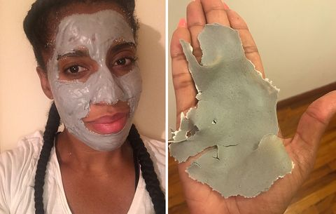 Rubber Masking Skin Care: I Tried It And Here's What