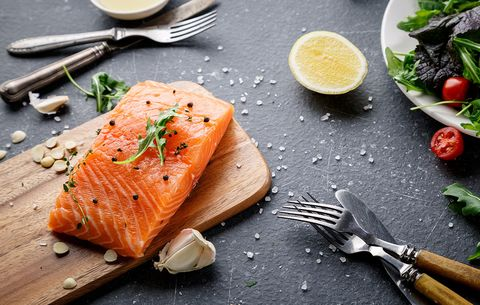6 Super-Easy Salmon Dinners That Will Help You Get Your Protein Fix