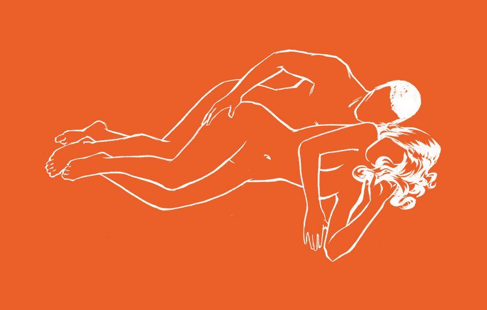 Sex positions that hit g spot