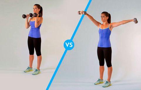 Best Shoulder Exercise Women S Health