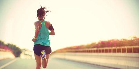pee while running