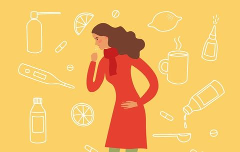 5 Scary Reasons Why You Might Be Coughing So Much | Women's Health