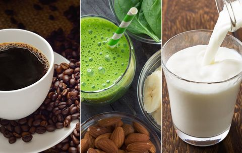 is caffeine bad for dieting