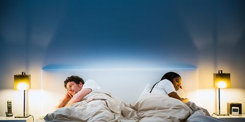 Sleep problems ruining your relationship