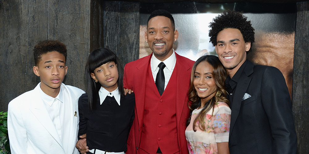Willow Smith on growing up with famous parents