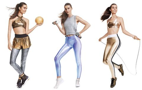 0e9805117fad4 Sparkly Workout Outfits | Women's Health