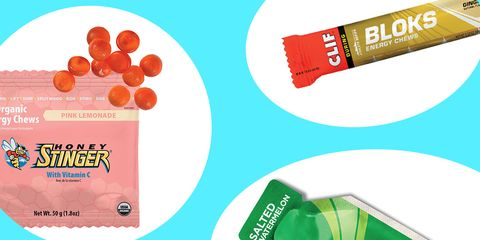 Sports gels for better performance