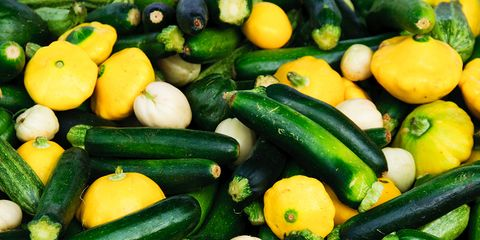 zucchini and summer squash nutrition
