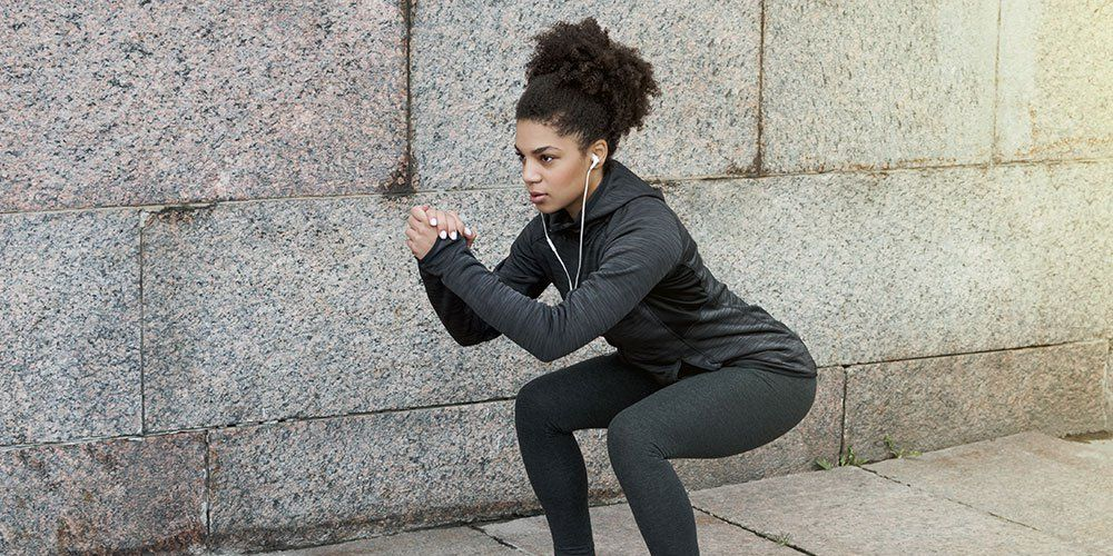 Glute workout advice