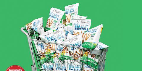 Healthiest supermarket snacks