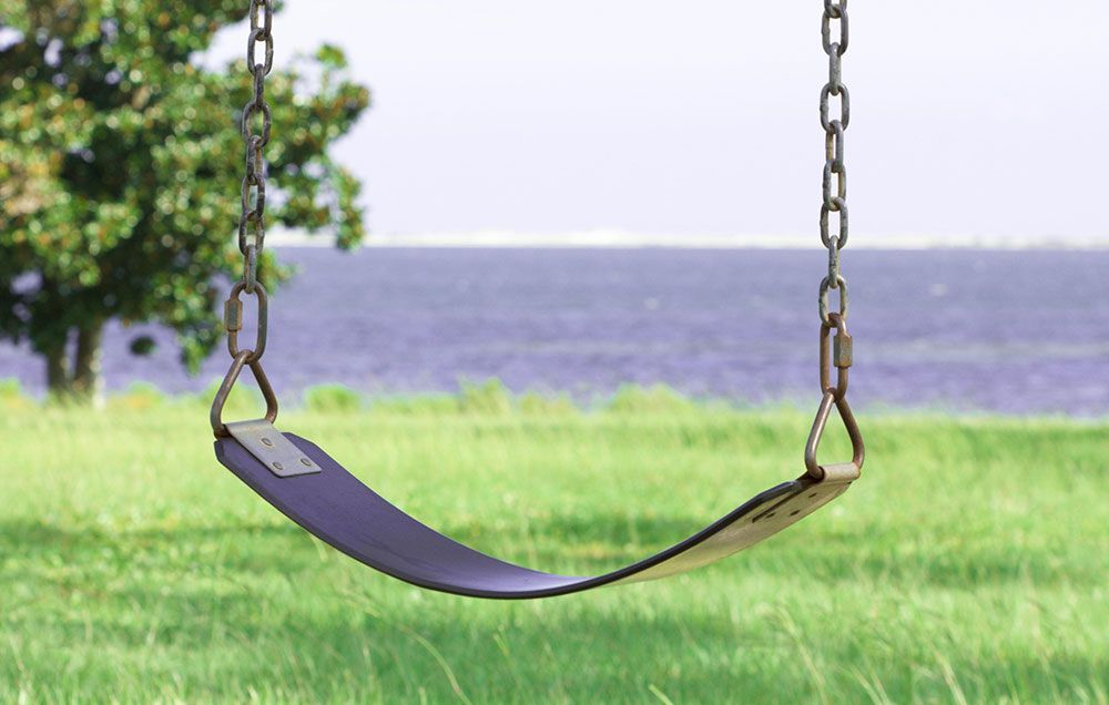 Everything You've Ever Wanted To Know About Using A Sex Swing