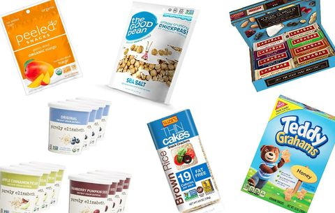 The Best Healthy Snack Foods You Can Buy On Amazon | Women's