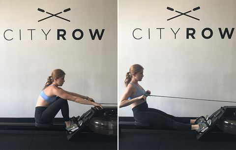 This High-Intensity Rowing Workout Is A Full-Body Scorcher