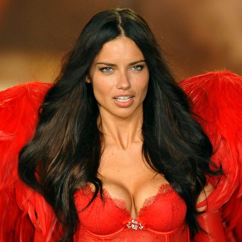 Adriana Lima's Victoria's Secret Diet