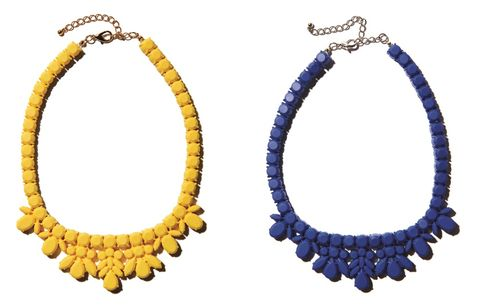 Adia Kibur rubber necklace
