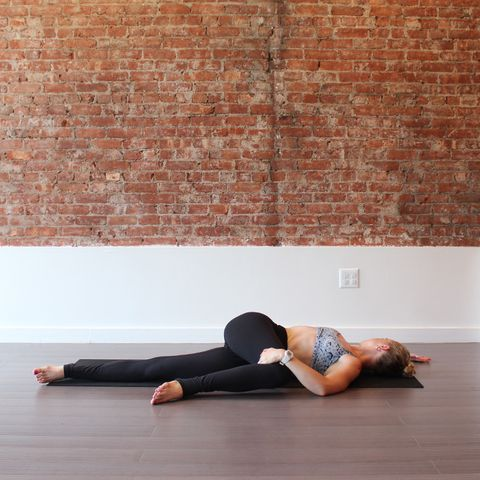 7 Yoga Poses To Help You Poop Women S Health