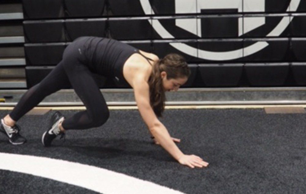 This Bodyweight Workout Will Shock Your System In All The Right Ways