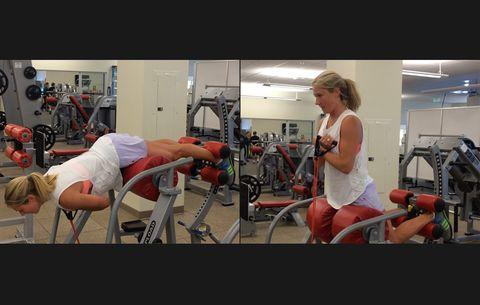 mikaela shiffrin workout women's health